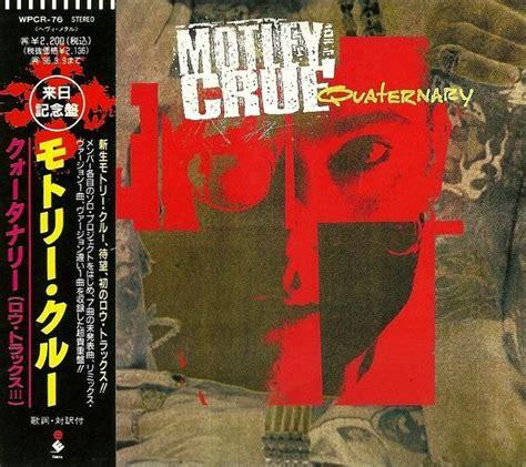 Kaos Musician Style 24 Cr Seven Rock N Roll m 246 tley cr 252 e quaternary cd at discogs