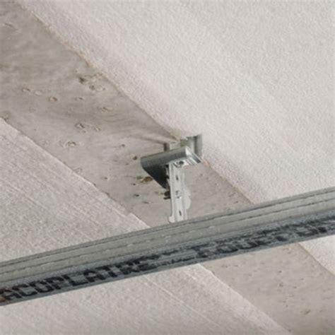 Fixation Placo Plafond by Fixation Pour Faux Plafonds Coupe Feu Jusqu 224 Ei 120