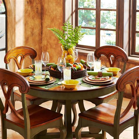 Marchella Collection Sage Dining Room Collection ? Goodglance