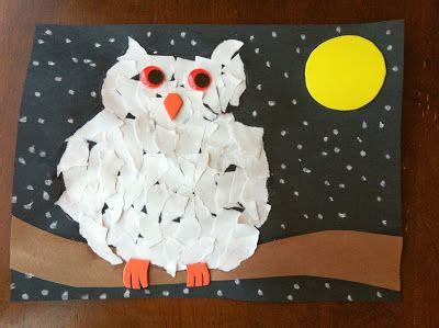 Canon Paper Craft Snowy Owl Paper - 24 best owls images on owls birds and craft