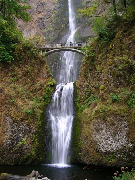 columbia river waterfalls photos multnomah falls oregon s tallest waterfall world for