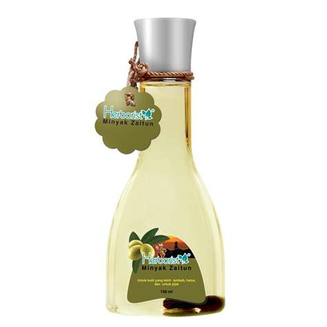 herborist minyak zaitun 150ml gogobli