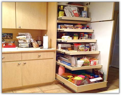 Small Kitchen Storage Cabinet Small Kitchen Pantry Storage Home Design Ideas
