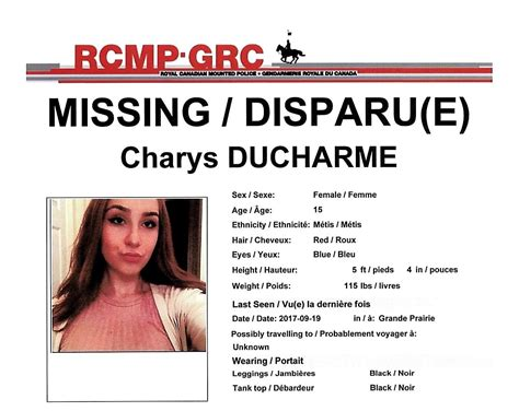 themes in girl missing update missing girl found safe my grande prairie now