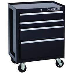 craftsman 112208 26 5 in wide 4 drawer wide bottom