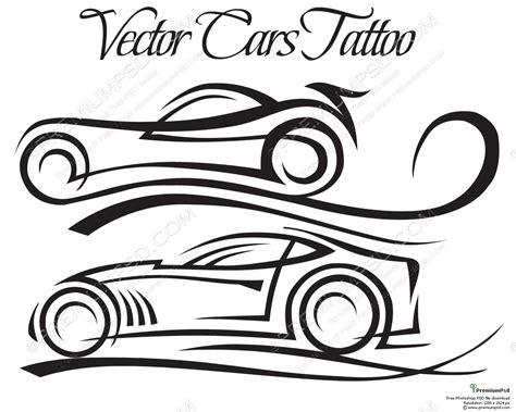 tattoo designs vector vectors car design tattooshunt