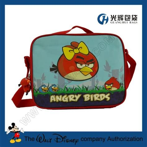 Cooler Bag Green Angry Birds angry bird school insulated cooler bags
