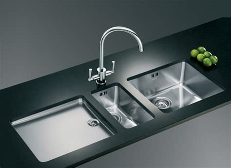 Contemporary Kitchen Sinks | chloe at home finding a kitchen sink celebrate decorate