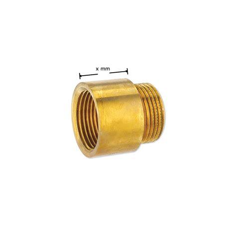 La Paket 1 Set Shoo by Messing Gewindefitting Hahnverl 228 Ngerungs Paket 1 2 180