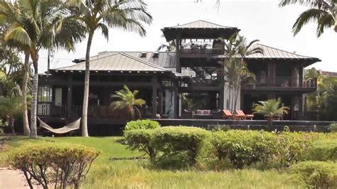 hawaiian house hawaiian beach house tour youtube