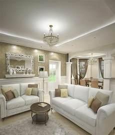 wohnzimmer weiß braun einrichten mit farben beige farbt 246 ne f 252 r gem 252 tliche ruhe