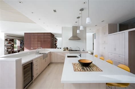 Esszimmer Le Schiene by Modern Beachfront Retreat By Dutton Architects