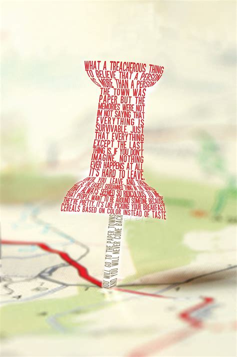 themes in the book paper towns daily paper towns