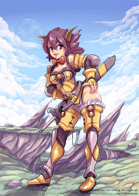 anime adventure fantasy adventure fantasy female by charochai on deviantart