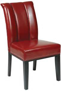 Parsons Dining Chair Met89rd Office Pleated Back Parsons Dining Chair In Eco Leather Parsons Chairs