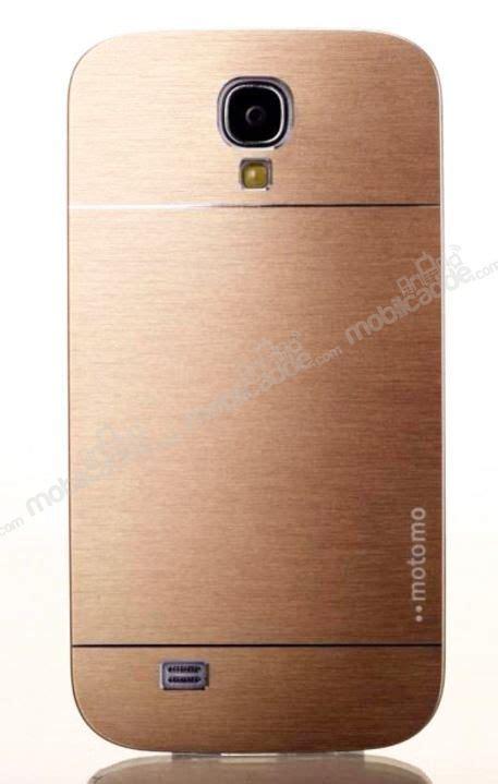 Hardcase Motomo For Samsung Galaxy S4 I9500 motomo samsung i9500 galaxy s4 metal gold k箟l箟f stoktan teslim