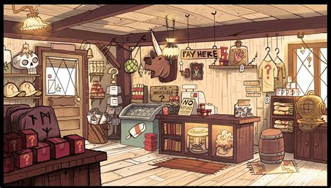 Shack Interiors by Image Shack Interior Jpg Gravity Falls Wiki Fandom Powered By Wikia