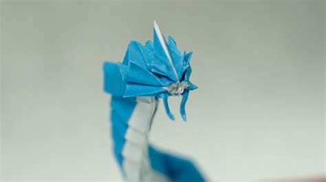 tutorial origami pokemon pokemon go origami gyarados tutorial henry phạm i