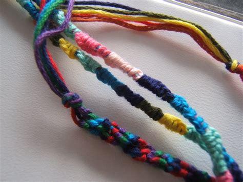 origin of friendship bracelets