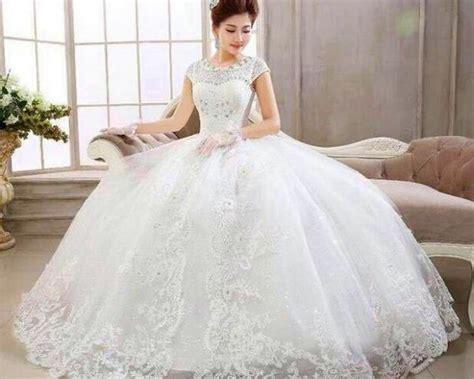 White Frock For Wedding by New Wedding Dress Designer White Wedding Clothing