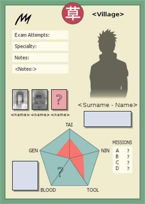Info Card Maker Template by Info Card Template By Ajust On Deviantart