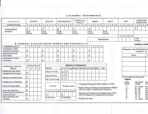 1st grade report card template video search engine at