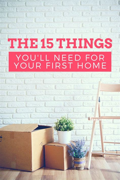 things you need for first apartment best 25 new home essentials ideas on pinterest new apartment essentials first apartment