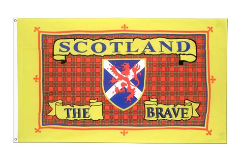 Scotland The Brave by Cheap Scotland The Brave Flag 2x3 Ft Royal Flags