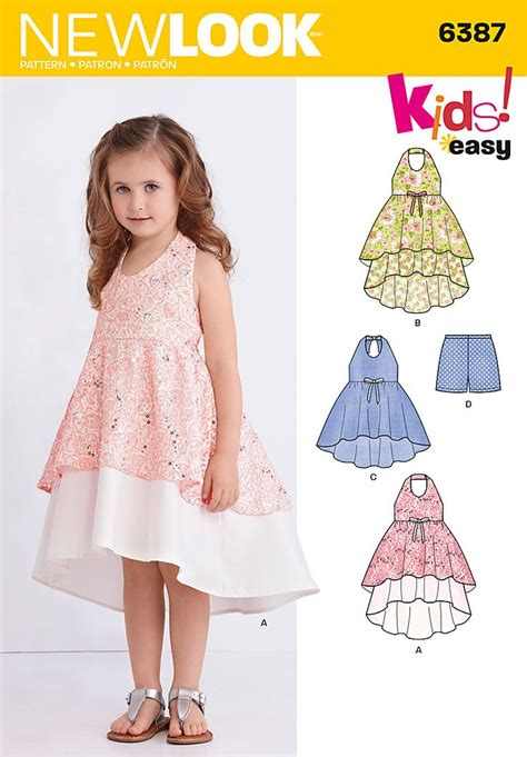 pattern dress child 17 best images about children s clothing on pinterest