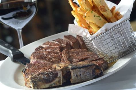 benjamins steak house porterhouse picture of benjamin steakhouse new york city tripadvisor