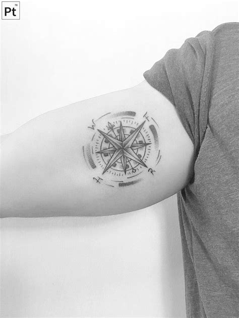 wind rose tattoo 349 best my tattoos images on