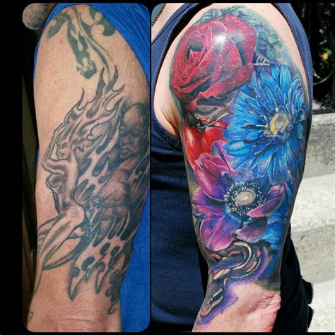tattoo cover up questions fully healed cover up by justin buduo tattoonow