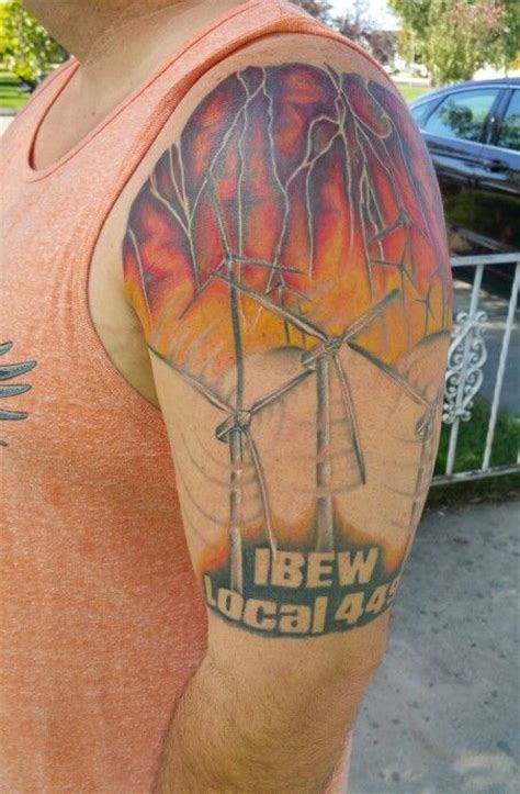 electrician tattoos 70 best images about electrician tattoos on