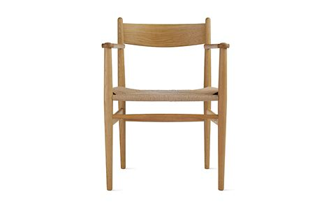 Dwr Dining Chairs Ch37 Armchair Design Within Reach