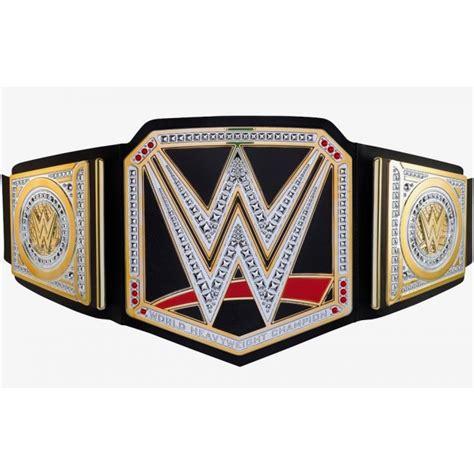 wwe world heavyweight championship belt toy garden