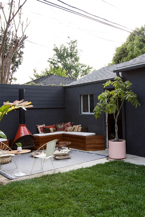 Diy Small Backyard Ideas Diy Backyard Seating Ideas