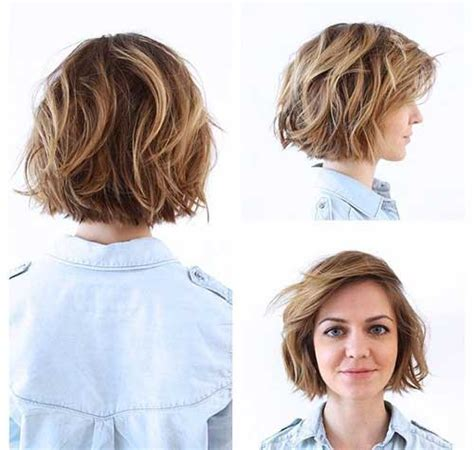 no layers curly bob haircuts 15 nice layered wavy bob short hairstyles 2017 2018