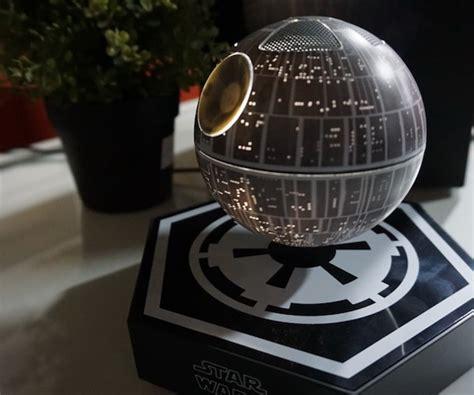 Star Wars Death Star Levitating Bluetooth Speaker » Gadget Flow