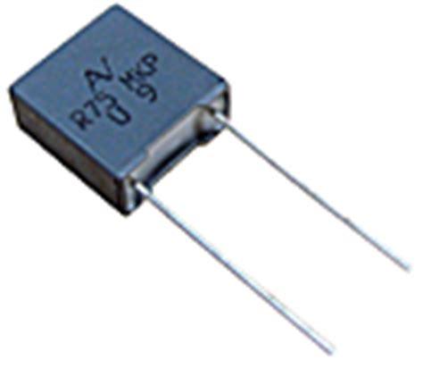mkp series capacitor polypropylene capacitors box type r75 mkp series