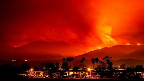 The On Socal Fires by California Wildfires Rip Through Parched Land Nbc News