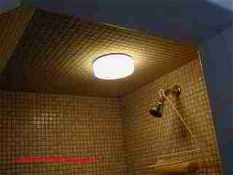 Lights In Shower Area by Guide To Bathroom Lighting Locations Levels Types