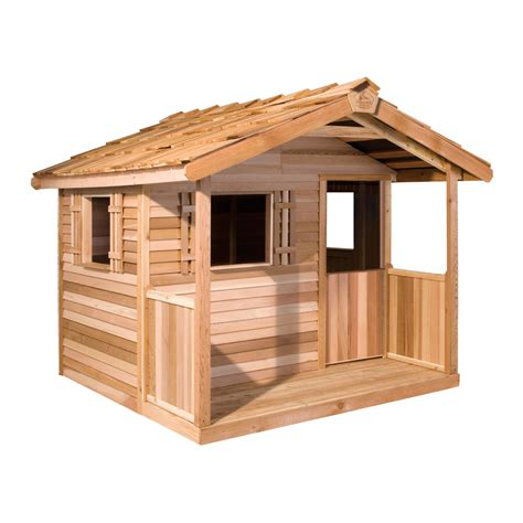 Playhouse Shed by Cedar Sheds And Playhouses