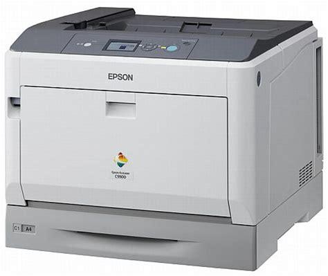 Printer Laser A3 Epson epson aculaser c9300n a3 size printer discontinued