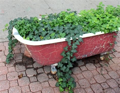 what to do with an old bathtub wondering what to do with that old bath tub