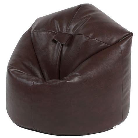 bean bag uk classic faux leather beanbag