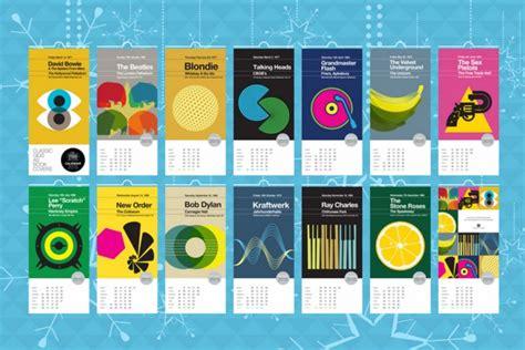 Awesome calendar design for 2016 » SAXOPRINT Blog UK