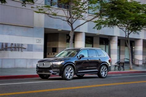 volvo group global volvo xc90 receives top five star rating in euro ncap