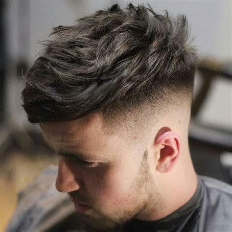 hairtyle faded on the sides mong 17 best widow s peak hairstyles for men high fade