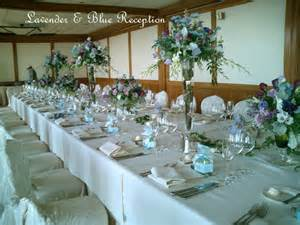 Wedding Reception Table Settings Wedding Reception Floral Arrangements By Cc Creations
