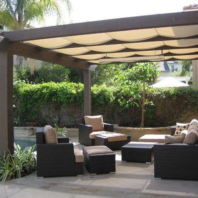 decor outdoor spa ideas with pergola retractable sun 58 best pool shade images on pinterest backyard ideas